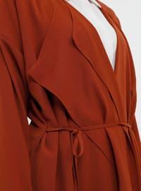 - Unlined - Shawl Collar - Topcoat
