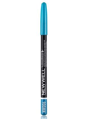 Blue - Turquoise - Eye Kohl - New Well