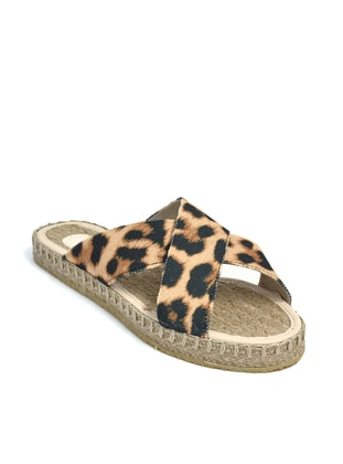 Leopard - Sandal - Shoes
