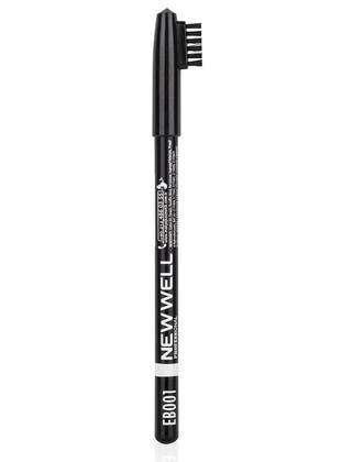 Black - Eyebrow - New Well