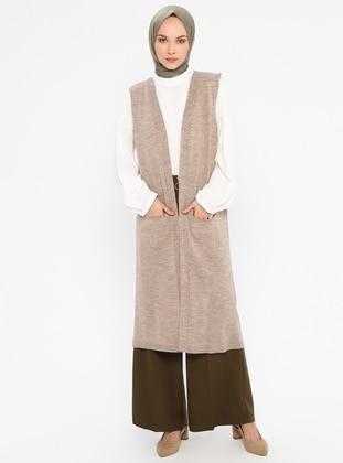Mink - Unlined -  - Vest