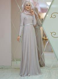 Powder - Muslim Evening Dress