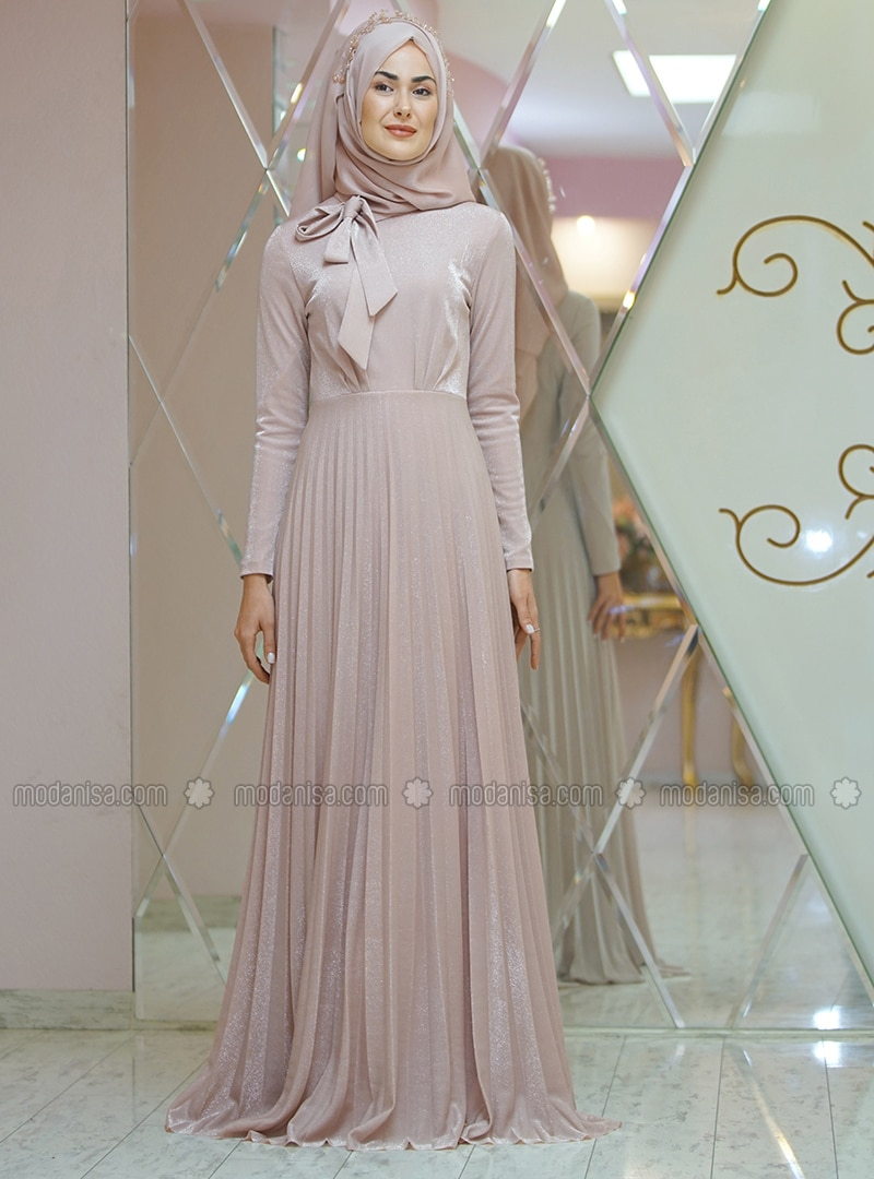 Powder - Fully Lined - Dress