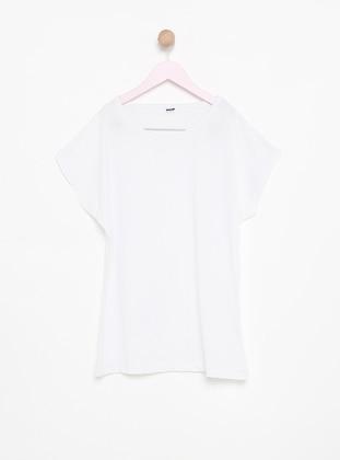 White - T-Shirt - pinx