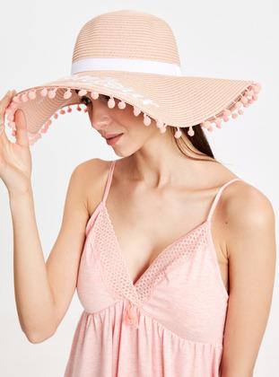 Pink - Hats - LC WAIKIKI