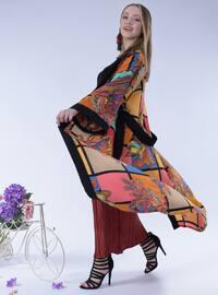 Terra Cotta - Unlined - Satin - Skirt
