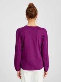 Purple - T-Shirt