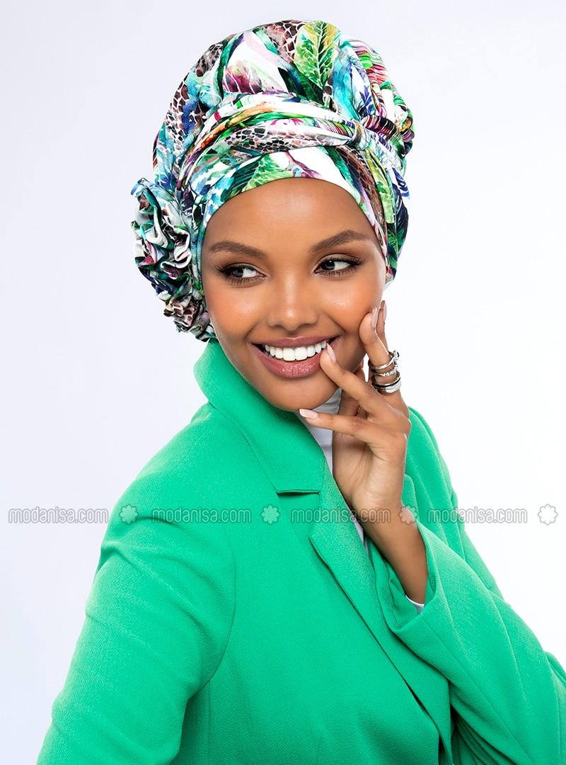 Nelda Turban - Multicolour