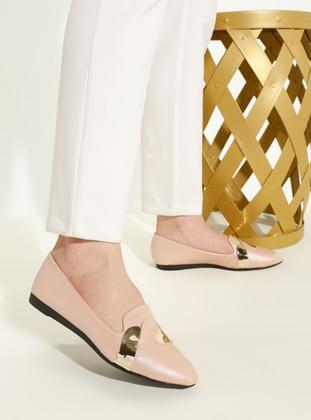 Powder - Flat - Casual - Flat Shoes