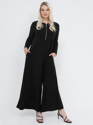 271b53a848400 Tesettür Tulum Elbise Modelleri - Modanisa.com