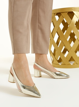 Gold - High Heel - Gold - High Heel - Gold - High Heel - Gold - High Heel - Gold - High Heel - Heels