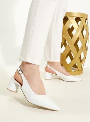White - High Heel - White - High Heel - White - High Heel - White - High Heel - White - High Heel - Heels