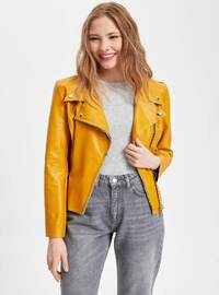 Yellow - Boys` Jacket