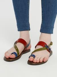 Multi - Sandal - Shoes