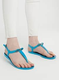 Blue - Sandal - Shoes
