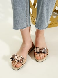 -  - Sandal - Slippers