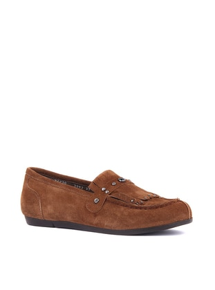 Tan - Casual - Shoes