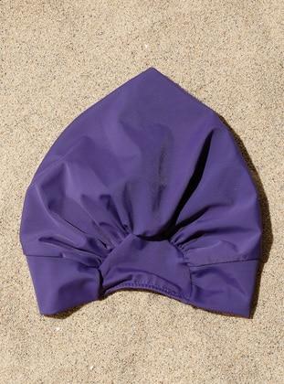 Purple - Sea Cap - AQUELLA