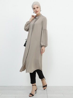 Mink - Point Collar - Tunic