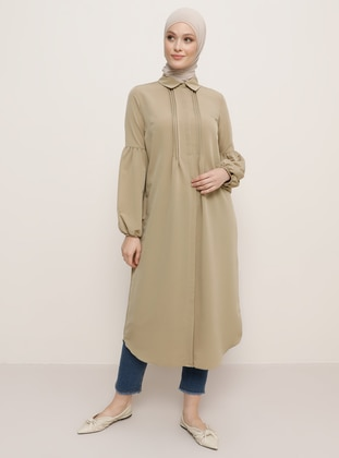 Mink - Point Collar - Tunic - Refka