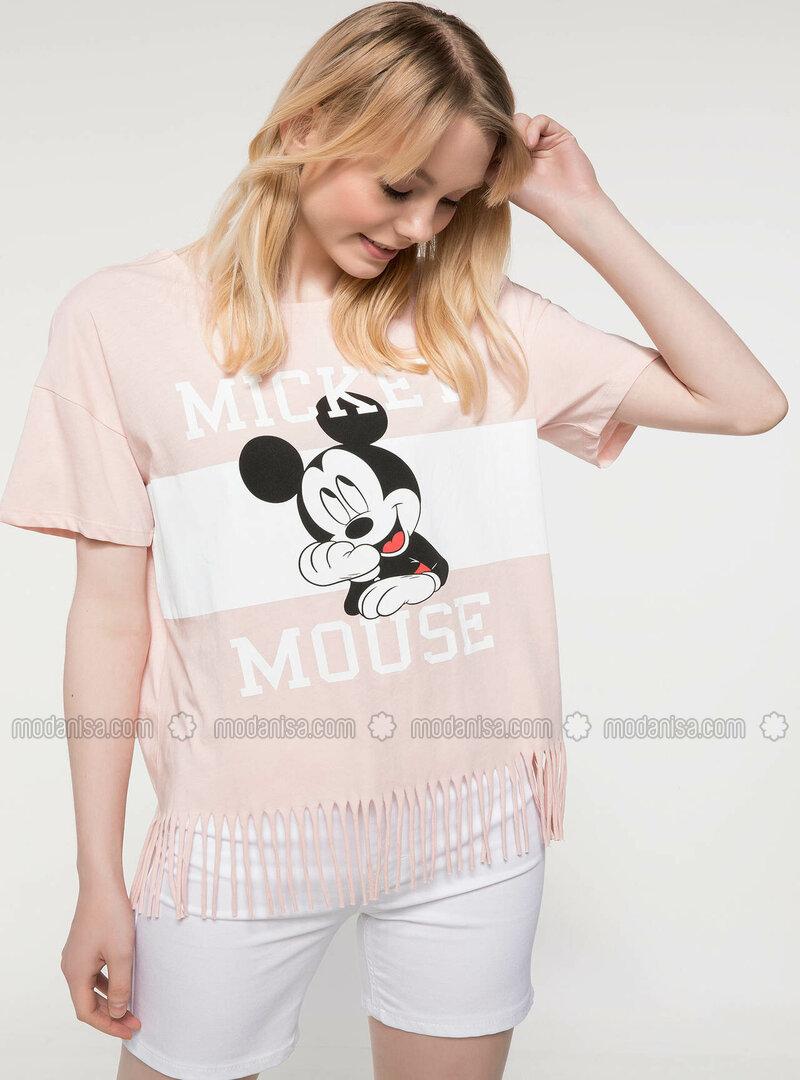 Pink - Boys` T-Shirt