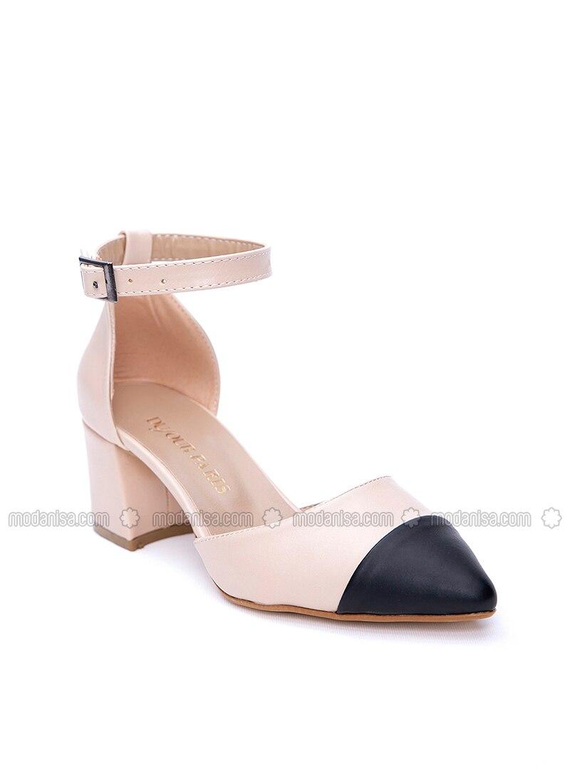 Black -  - High Heel - Heels