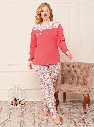 Pink - Multi - Pyjama