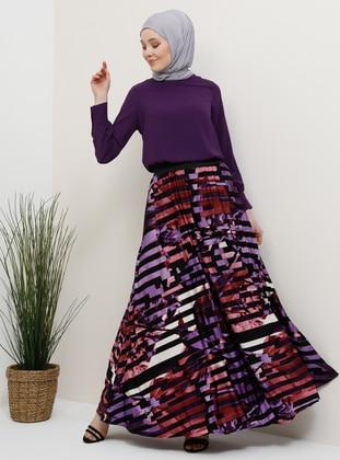 49d03d33a Shop Muslim Skirts: Maxi Skirts, Pleated Skirts & More | Modanisa
