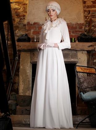 77c839f108615 Tesettür Abiye Elbiseler - 1.100 Abiye Modeliyle | Modanisa