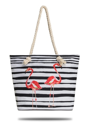 Satchel - Multi - Beach Bags