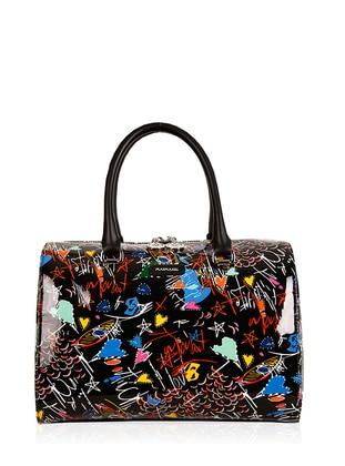 Black - Multi - Clutch Bags / Handbags
