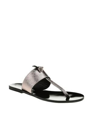 Anthracite - Sandal - Sandal