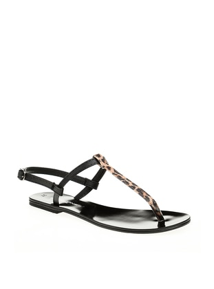 Leopard - Casual - Sandal