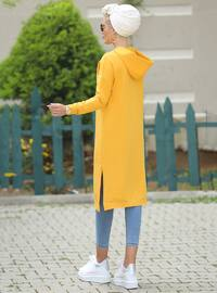 Mustard - Viscose - Tunic