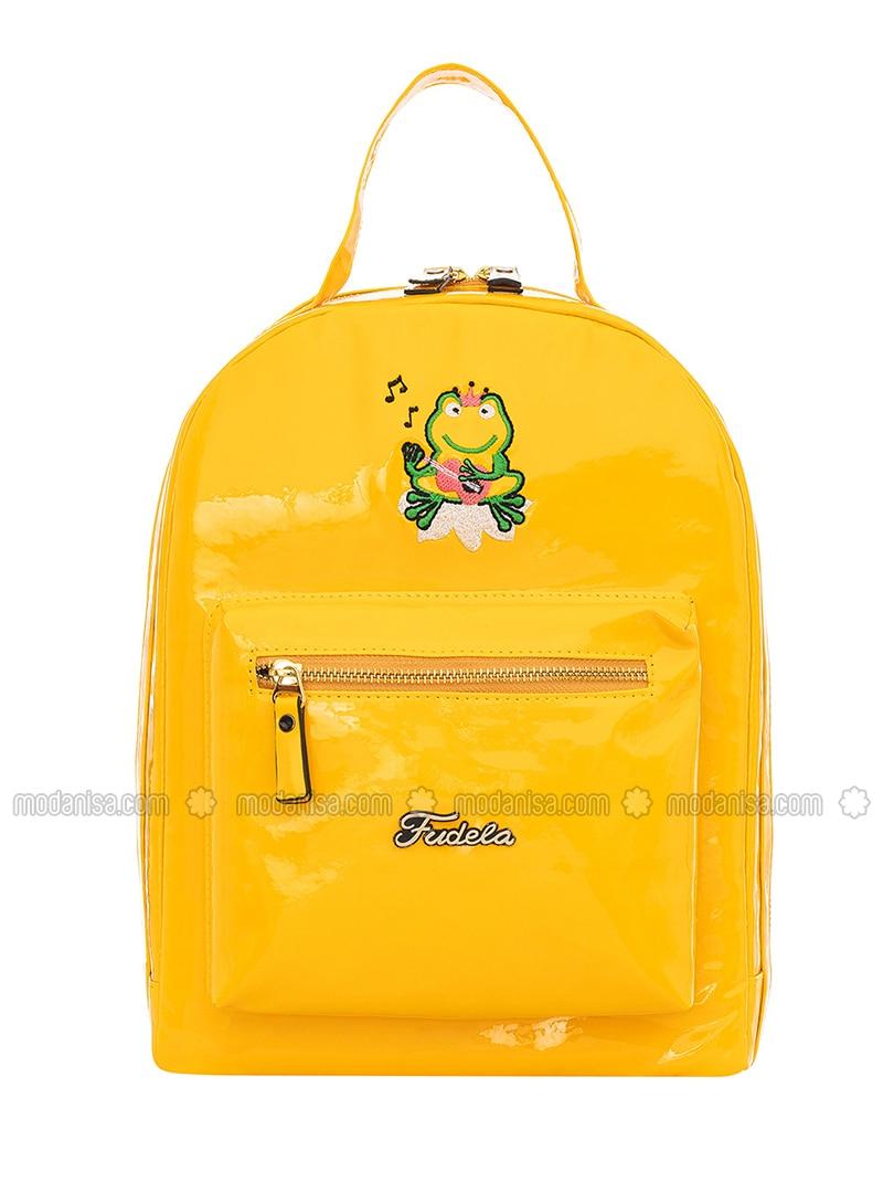 4dc335dd6b2c Yellow - Backpacks