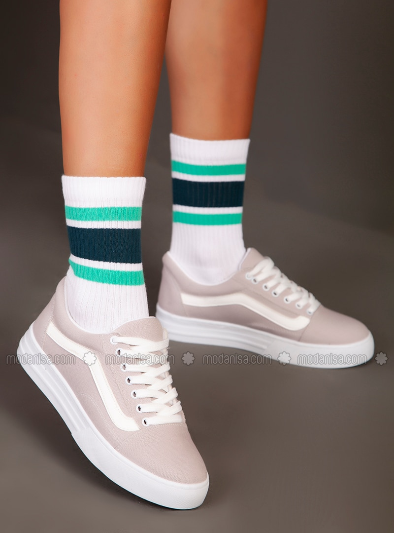 Gray - Gray - Sport - Sports Shoes