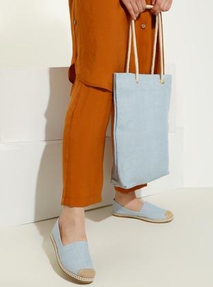 Baby Blue - Sandal - Suit