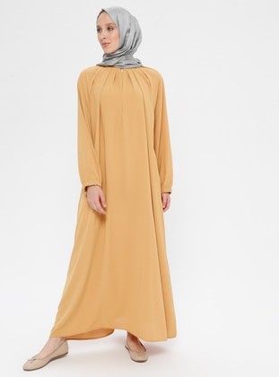 Mustard - Unlined - Prayer Clothes