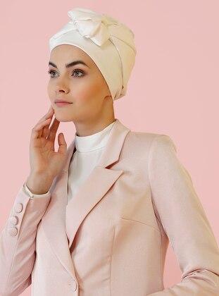 Powder - Fully Lined - Shawl Collar - Jacket