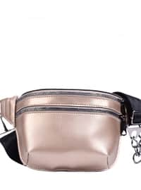 Silver - Satchel - Bum Bag