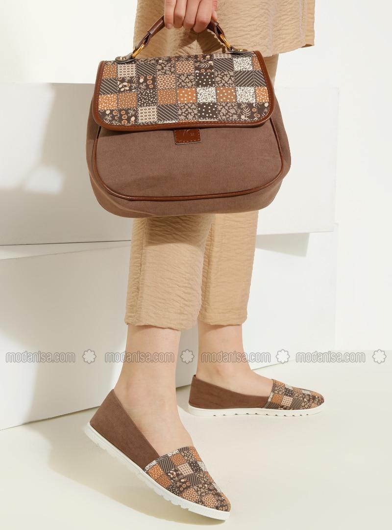 Mink - Sandal - Suit