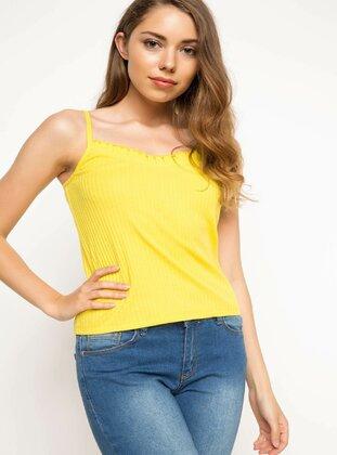 Yellow - Girls` Underwear