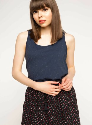 Navy Blue - Girls` Underwear - DeFacto