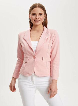 Pink - Girls` Jacket