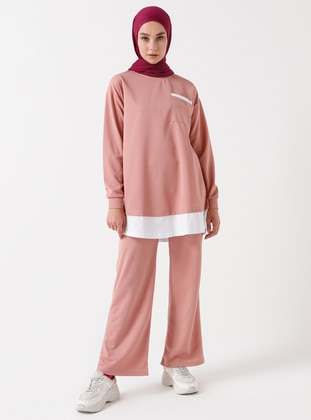 Powder - Crew neck - Tracksuit Set