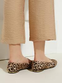 Leopard - Flat - Suit