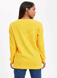 Yellow - Girls` Tunic