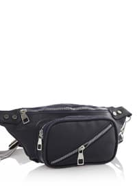 Navy Blue - Satchel - Crossbody - Bum Bag