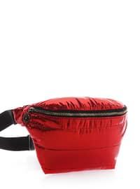 Red - Satchel - Crossbody - Bum Bag