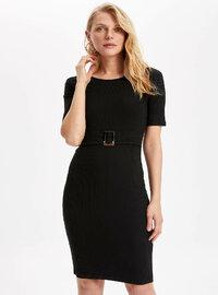 Black - Girls` Dress